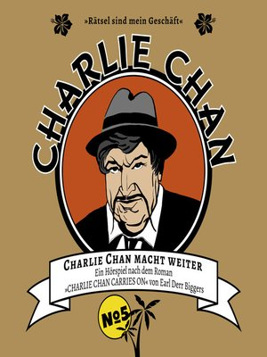 cover image of Charlie Chan, Fall 5