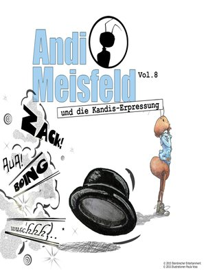 cover image of Andi Meisfeld, Folge 8