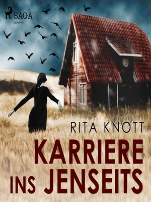 cover image of Karriere ins Jenseits