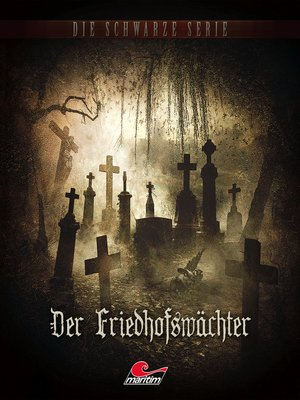 cover image of Die schwarze Serie, Folge 13