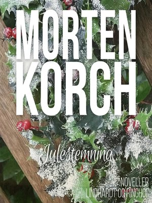cover image of Julestemning