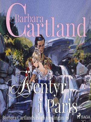 cover image of Äventyr i Paris--Den eviga samlingen 39