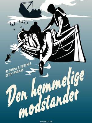 cover image of Den hemmelige modstander