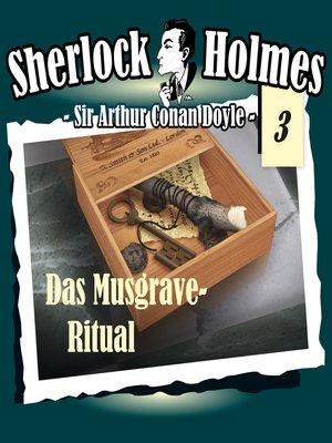 cover image of Sherlock Holmes, Die Originale, Fall 3