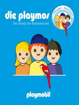 cover image of Die Playmos--Der Schatz der Barbarenruine