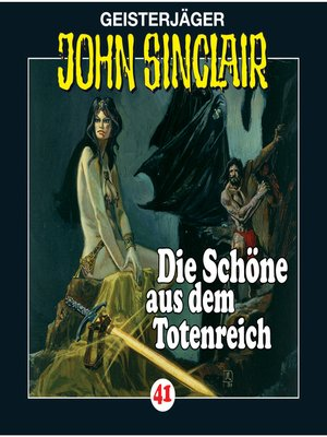 cover image of John Sinclair, Folge 41