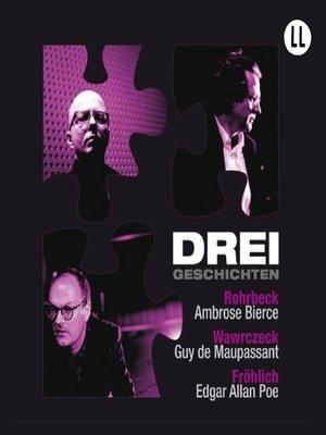 cover image of Drei Geschichten