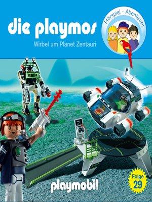 cover image of Die Playmos--Das Original Playmobil Hörspiel, Folge 29