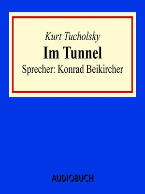 cover image of Im Tunnel