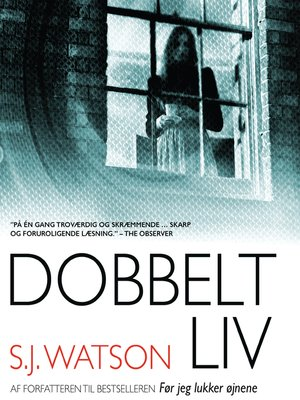 cover image of Dobbeltliv