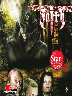 cover image of Faith--The Van Helsing Chronicles, Folge 7