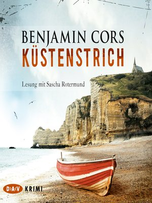 cover image of Küstenstrich (Lesung)