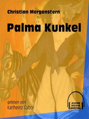 cover image of Palma Kunkel