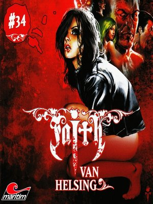 cover image of Faith--The Van Helsing Chronicles, Folge 34
