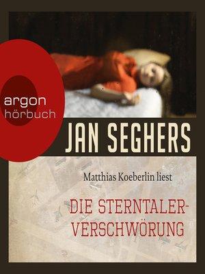 cover image of Die Sterntaler-Verschwörung