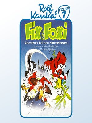 cover image of Fix und Foxi, Folge 7