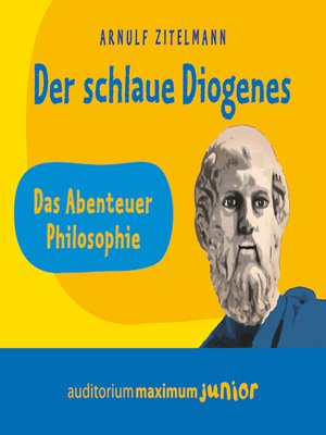 cover image of Der schlaue Diogenes