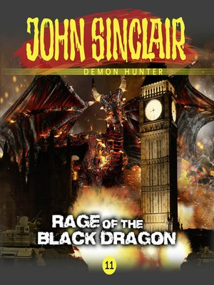 cover image of John Sinclair Demon Hunter, 11