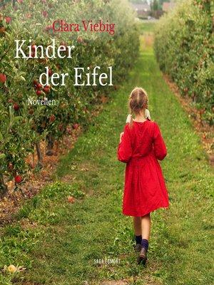 cover image of Kinder der Eifel