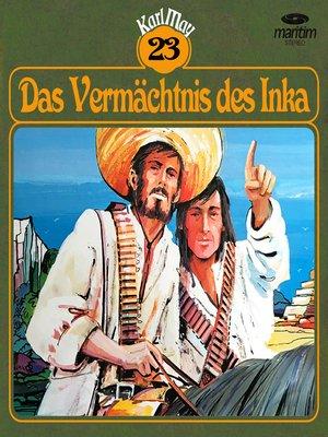 cover image of Karl May, Grüne Serie, Folge 23