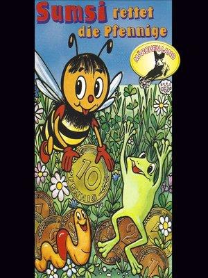 cover image of Die Abenteuer der Biene Sumsi, Folge 5