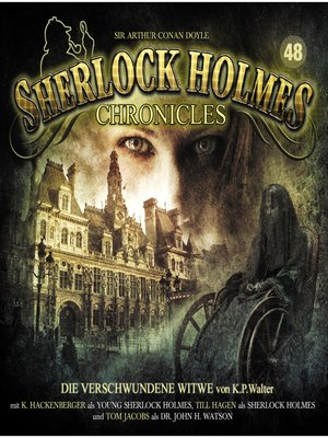 cover image of Sherlock Holmes Chronicles, Folge 48