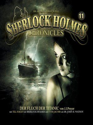 cover image of Sherlock Holmes Chronicles, Folge 11