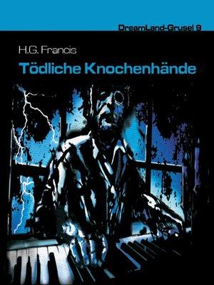cover image of Dreamland Grusel, Folge 9