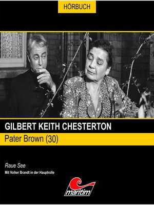 cover image of Pater Brown, Folge 30