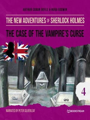 cover image of The Case of the Vampire's Curse