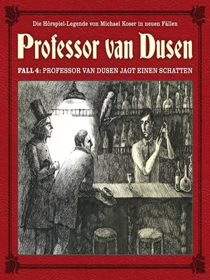 cover image of Professor van Dusen, Die neuen Fälle, Fall 4