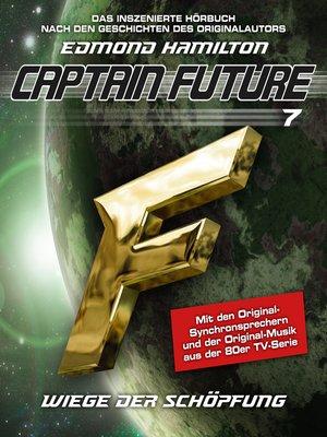 cover image of Captain Future, Folge 7