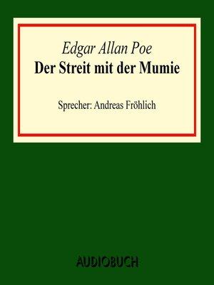 cover image of Der Streit mit der Mumie