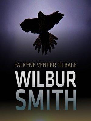 cover image of Falkene vender tilbage--Ballantyne-serien 3