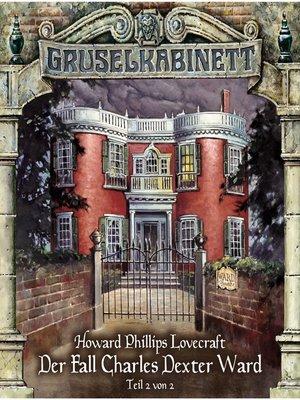 cover image of Gruselkabinett, Folge 25