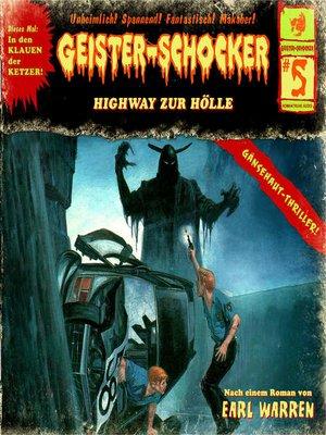 cover image of Geister-Schocker, Folge 5