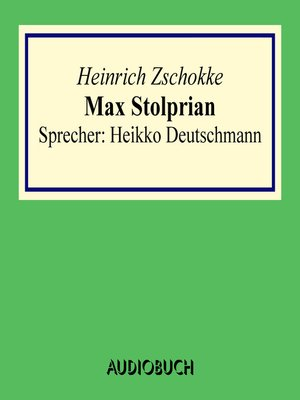 cover image of Max Stolprian