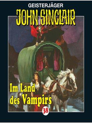cover image of John Sinclair, Folge 38
