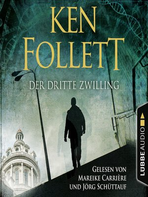 cover image of Der dritte Zwilling