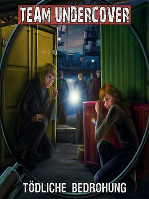 cover image of Team Undercover, Folge 9