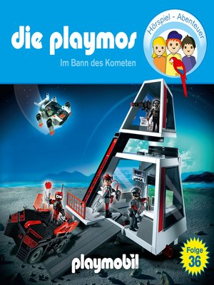 cover image of Die Playmos--Das Original Playmobil Hörspiel, Folge 36