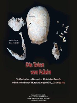 cover image of Die Toten von Falein