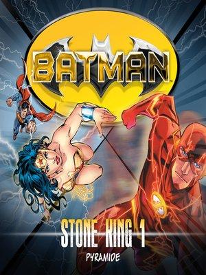 cover image of Batman, Stone King, Folge 1