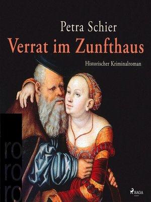 cover image of Verrat im Zunfthaus