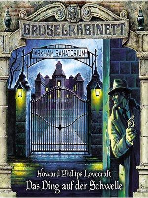 cover image of Gruselkabinett, Folge 78