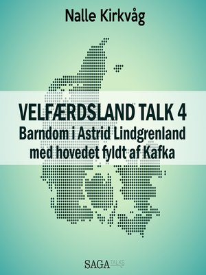 cover image of Velfærdsland TALK, 4