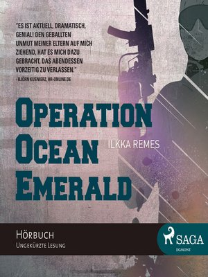 cover image of Operation Ocean Emerald