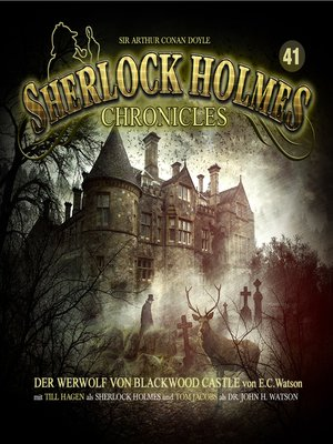 cover image of Sherlock Holmes Chronicles, Folge 41