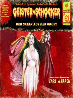 cover image of Geister-Schocker, Folge 61