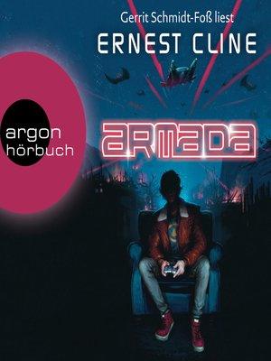 cover image of Armada--Nur du kannst die Erde retten